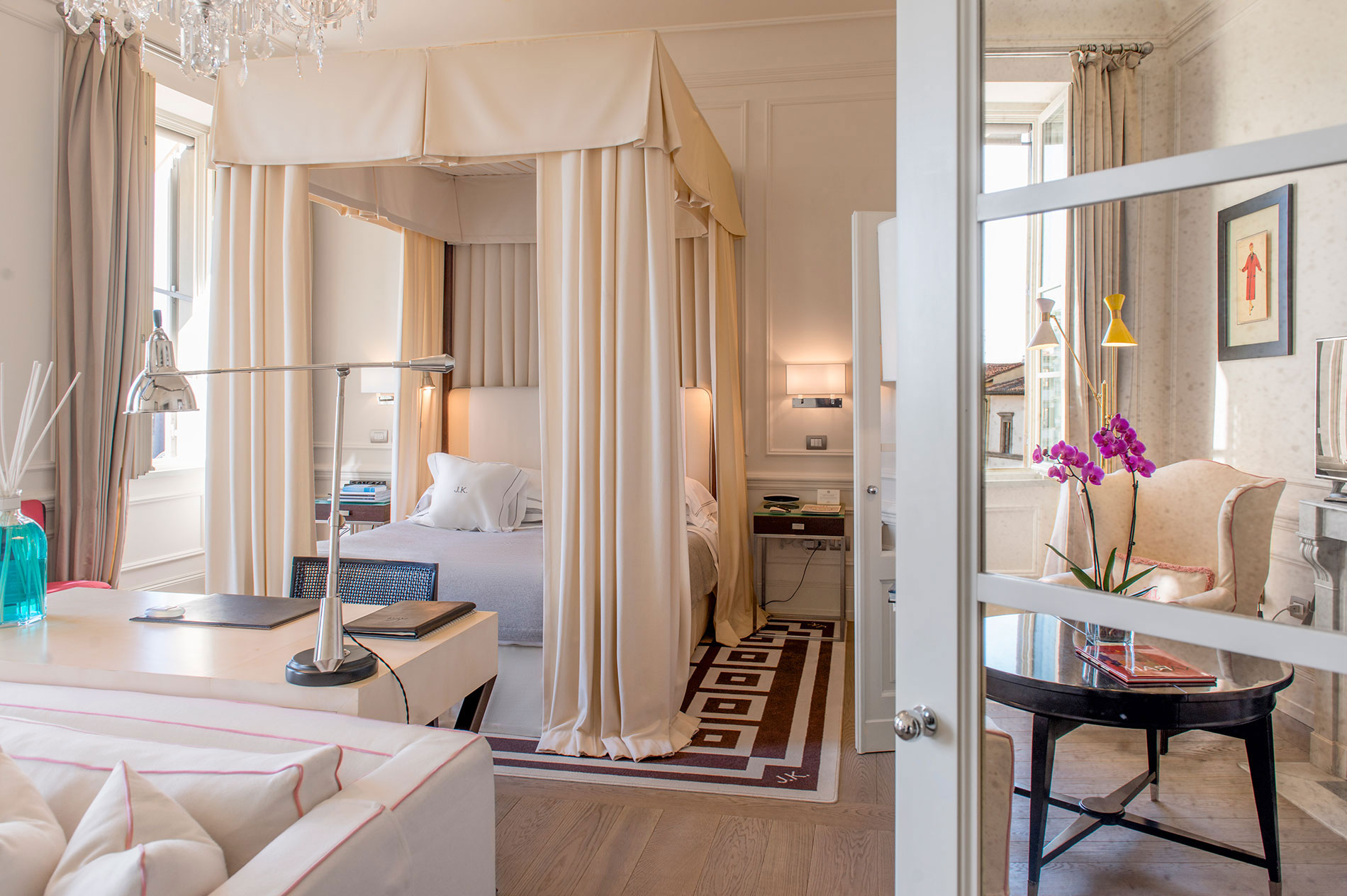 j k place firenze official site luxury hotel florence central